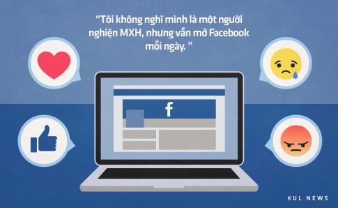 Chúng ta là 'sản phẩm' của mạng xã hội