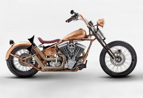 Copper Chopper - xe do tu dong do