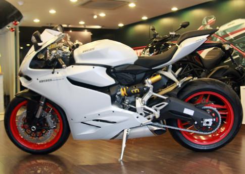 Ducati 899 Panigale 2014 dau tien tai Viet Nam