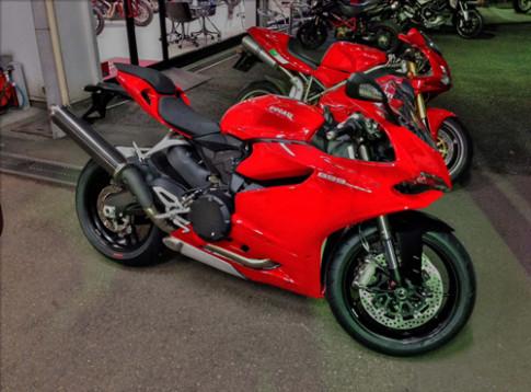 Ducati 899 Panigale 'xau xi' cho Nhat Ban