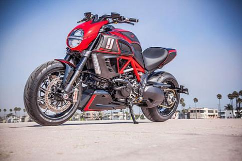 Ducati Diavel KH9 - nguoi ngoai hanh tinh