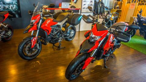 Ducati Hyperstrada 939 va Hypermotard 939 da co mat tai VN
