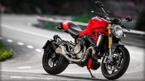 Ducati Monster 1200 co gia tu 18.300 USD