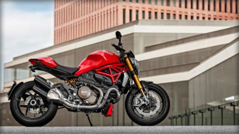 Ducati Monster 1200S - moto dep nhat voi nguoi ham mo