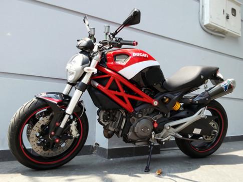Ducati Monster 795 - to diem quy nho