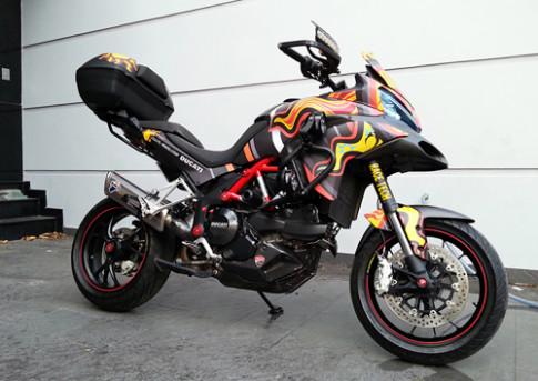 Ducati Multistrada 1200S 'len do choi' 300 trieu dong