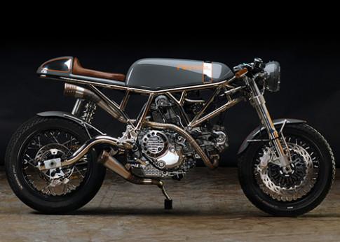 Ducati SportClassic - nghe thuat tao hinh