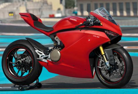 Ducati VR|46 ton vinh Valentino Rossi