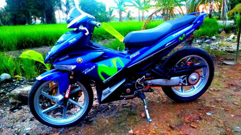 Exciter 150 do gap NSR phong cach Malaysia doc dao