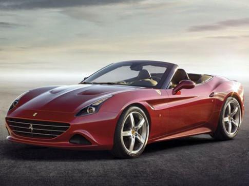 Ferrari ra mat California T