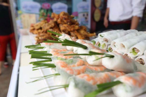 Food Fest 2017 - Dai tiec cua am nhac va am thuc