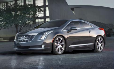 GM ra mat Cadillac ELR gia 68.500 USD
