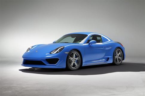 Goi do 200.000 USD cho Porsche Cayman S
