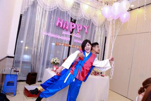 Hạnh phúc trọn vẹn của chàng trai đồng tính Sài thành sau cuộc tình đỗ vỡ