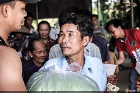 Hành trình từ thiện Chia Sẻ Yêu Thương lần I của ZDTeam - CNT và CLB Exciter Sài Gòn