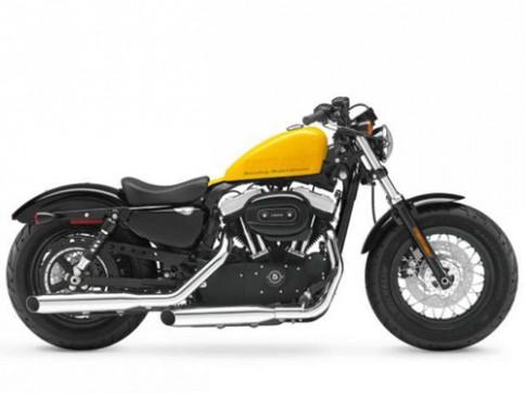 Harley-Davidson Sportster do den tuyen
