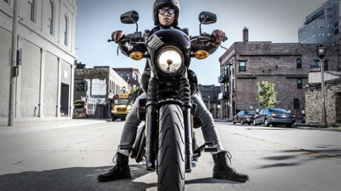 Harley-Davidson Street 500 va Street 750