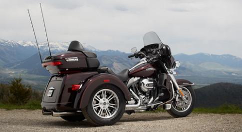 Harley-Davidson Tri Glide Ultra Classic - phao dai di dong