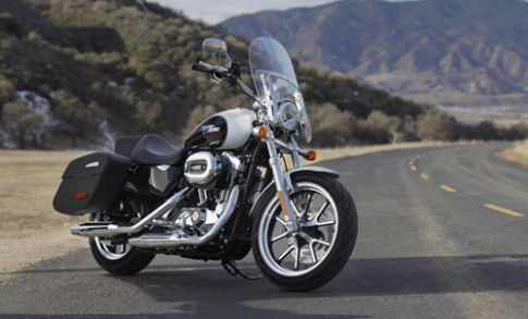 Harley-Davidson tung cap doi moto moi