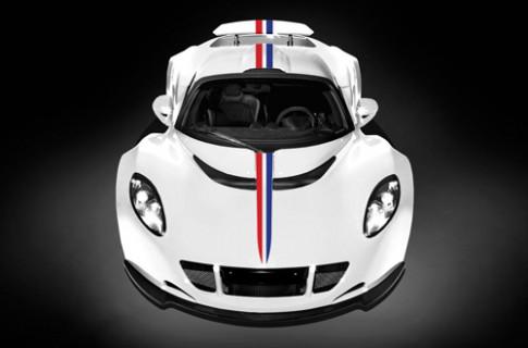 Hennessey Venom GT - sieu xe nhanh nhat the gioi sap ra mat