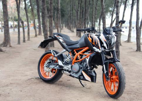 Hinh anh chi tiet KTM Duke 390