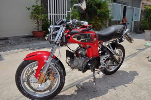 Honda 67 do phong cach the thao