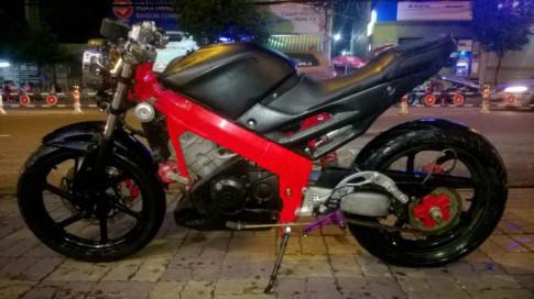 Honda CBR150 độ phong cách lạ với gắp NSR
