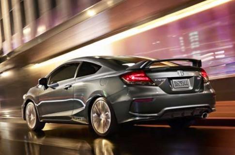 Honda Civic Si Coupe 2014 co gia 18.000USD