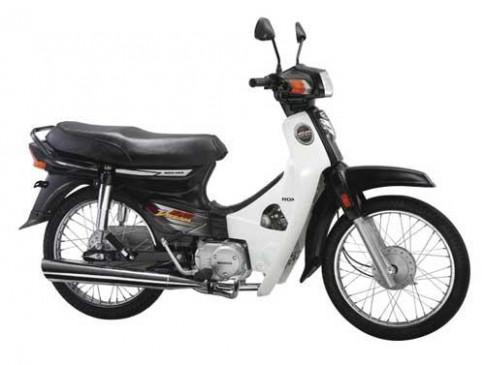 Honda Dream 100 bi loai khoi thi truong Malaysia