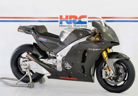 Honda RCV1000R - sieu moto phien ban MotoGP