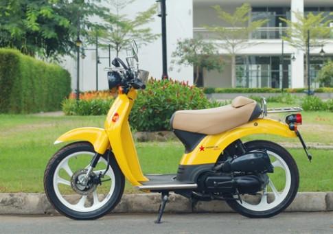 Honda SGX 50 Sky - scooter 'co mot khong hai' tai Viet Nam