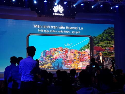 Huawei giới thiệu Nova 3e, điện thoại tầm trung với thiết kế 'đỉnh' tại thị trường Việt Nam