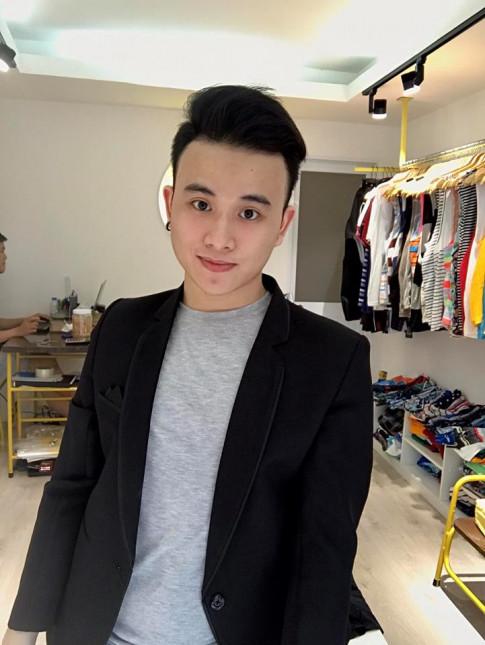Huỳnh Đăng Thông – 9x Sài thành điển trai, đa tài, đam mê nghệ thuật