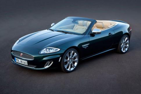 Jaguar XK66 phien ban dac biet gia tu 138.200 USD