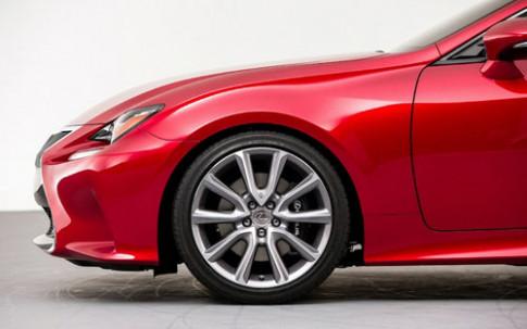 Lexus RC coupe 2014