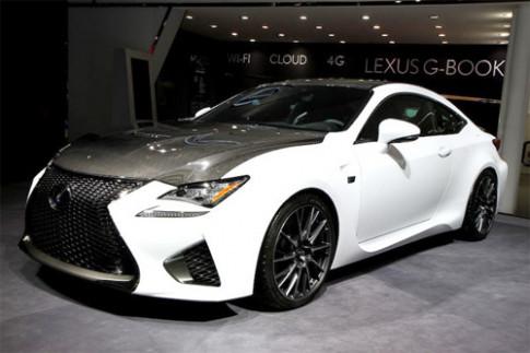 Lexus RC F do tai Beijing Motor Show 2014