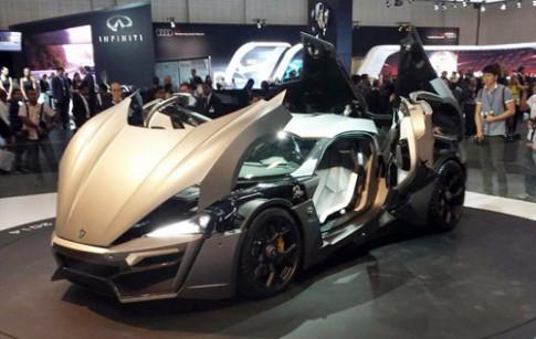 Lykan Hypersport - sieu xe trieu do tu Dubai