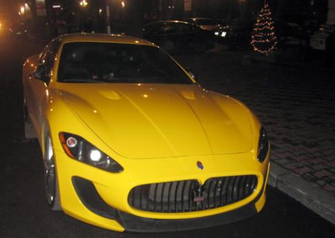 Maserati MC Stradale doc tai Viet Nam