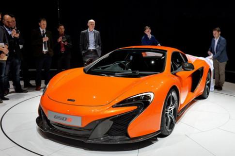 McLaren 650S ra phien ban mui tran