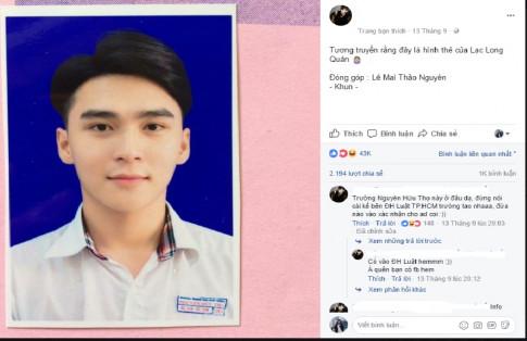 """Nguyễn Trí Tâm – chàng """"nam thần ảnh thẻ"""" khiến hội chị em phát """"sốt"""""""