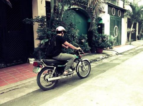 Nhung mau xe doc dao tu sinh vien Viet 2013