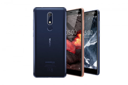Nokia tung ba dien thoai gia mem voi nhung nang cap an tuong