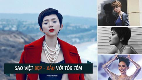 Sao Viet cung theo duoi hot trend toc pixie ca tinh: ai thanh cong, ai tham hoa?