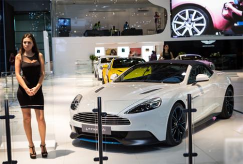 Serie Aston Martin sieu dang cap o Dubai
