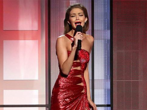 Siêu mẫu Gigi Hadid xin lỗi đệ nhất phu nhân Mỹ Melania Trump sau khi nhại giọng
