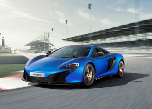 Sieu xe McLaren 650S co gia 318.000 USD
