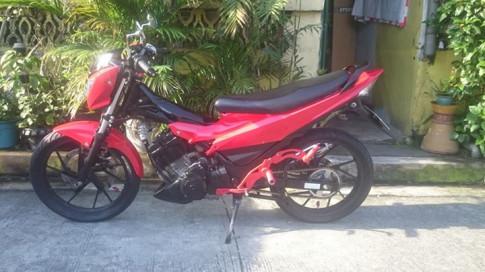 Suzuki Raider 150 do khong tem kha chat