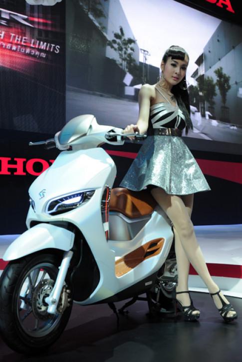 Them anh Honda ES01 concept