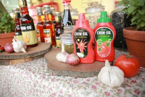 Thuong hieu Chin-Su dong hanh cung Food Fest 2017