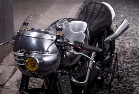 Triumph Thruxton 2008 do
